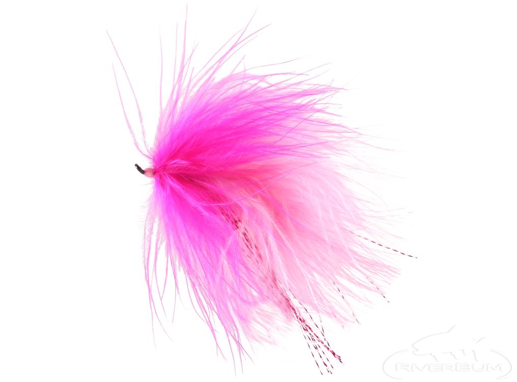 Marabou, Pink-Cerise