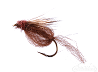 Sparkle Pupa Emerger, Brown