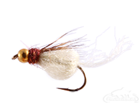 buy Sparkle Pupa Emerger, Bead Head, Olive
