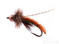 buy Caddis Poopah, Bead Head, Dark Tan