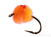 Egg, Steelhead Orange, Red Spot