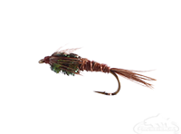 Pheasant Tail Nymph, Bead Head