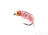 Scud, Bead Head, Pink