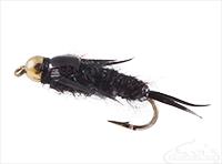 buy Stonefly Nymph, Bead Head, Black