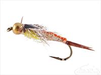 Stonefly Nymph, Bead Head, Golden