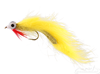 Zonker, Lead Eye, Gold-Yellow