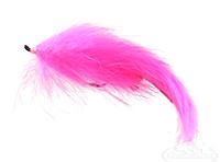 Bunny Leech, Pink, Salmon Hook