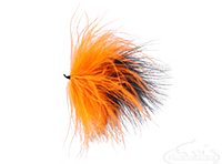 buy Marabou, Black-Orange