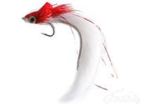 buy Diver, Rabbit Strip, Weedless, Red/White