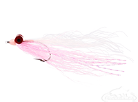 buy Clouser Deep Minnow, Pink-White
