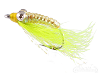 Crazy Charlie, Yellow-Chartreuse