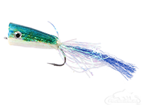Pearly Popper, Blue-White