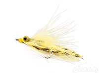 buy Shrimp, Marabou, Yellow