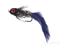 Hot Shot Leech-Purple/Black