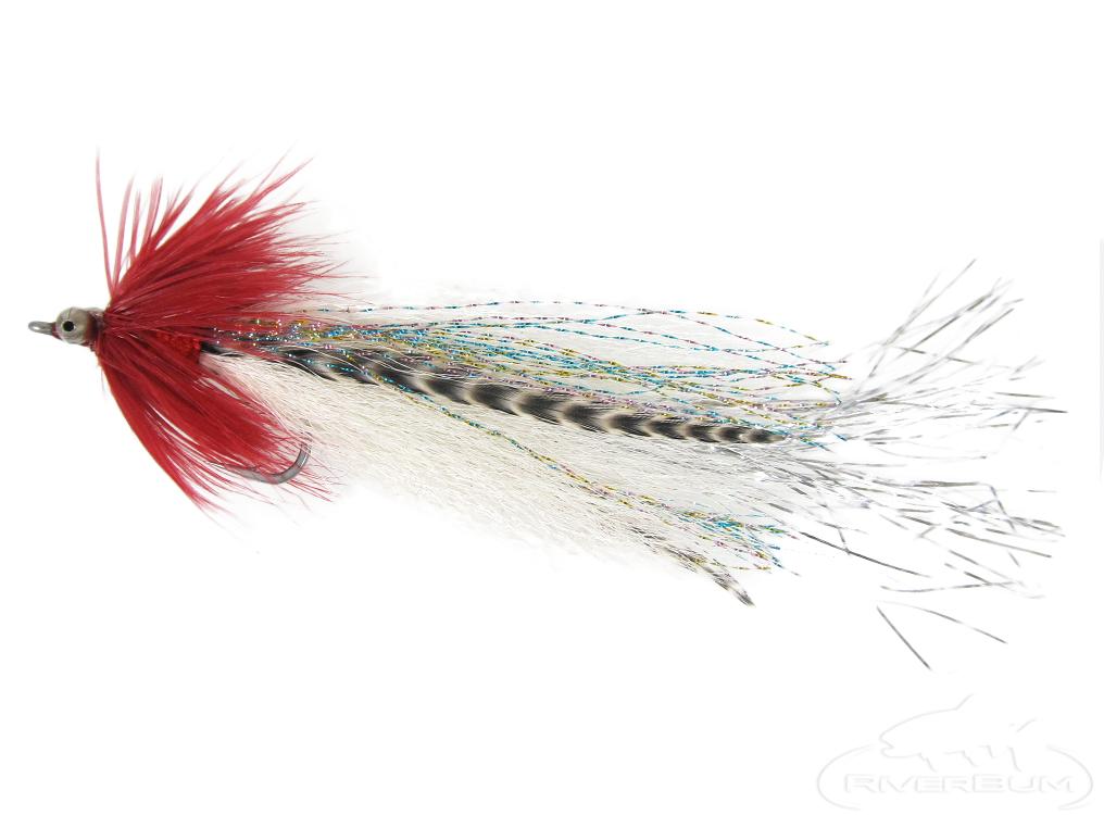 Flashtail Whistler-Red/White
