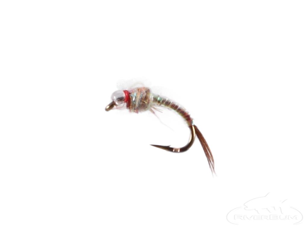 Rainbow Warrior, Pearl, Glass Bead