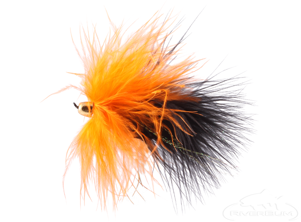 Marabou, Black Orange