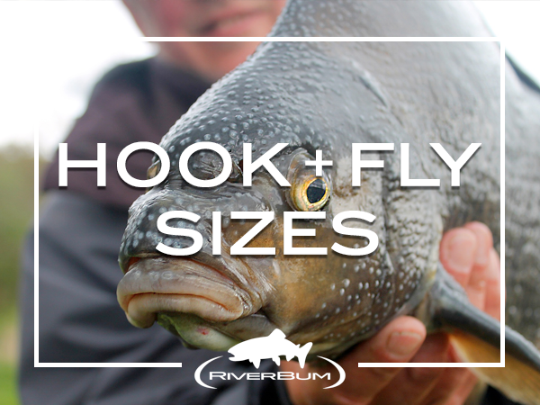 Hook Fly Sizes