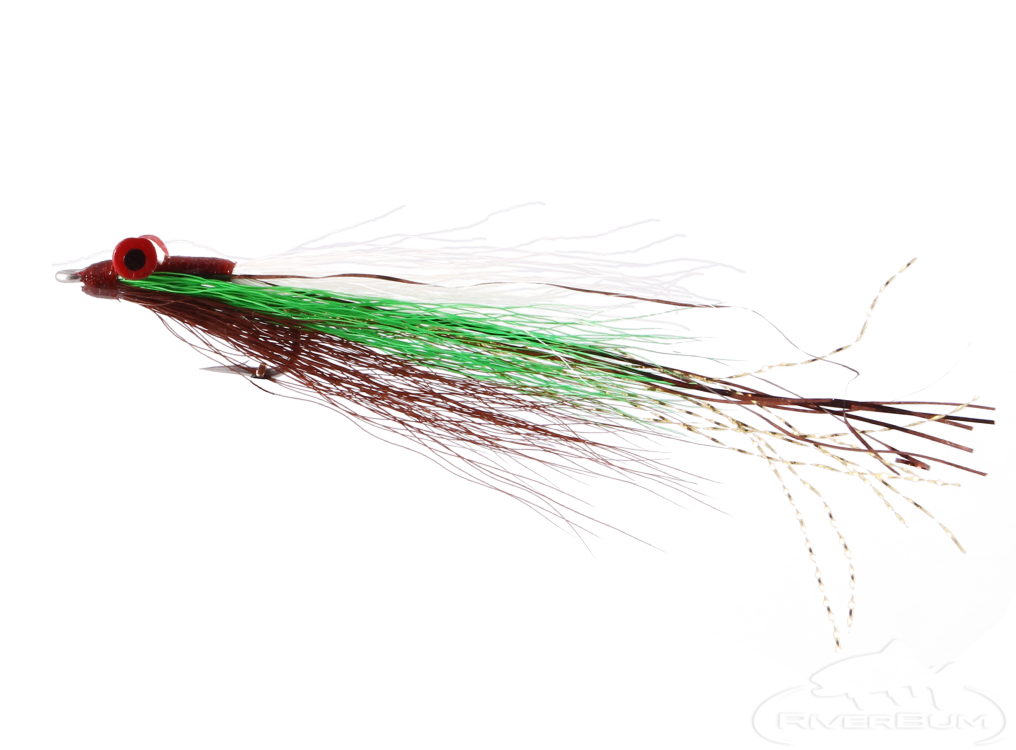 Clouser Deep Minnow, Brown-Green